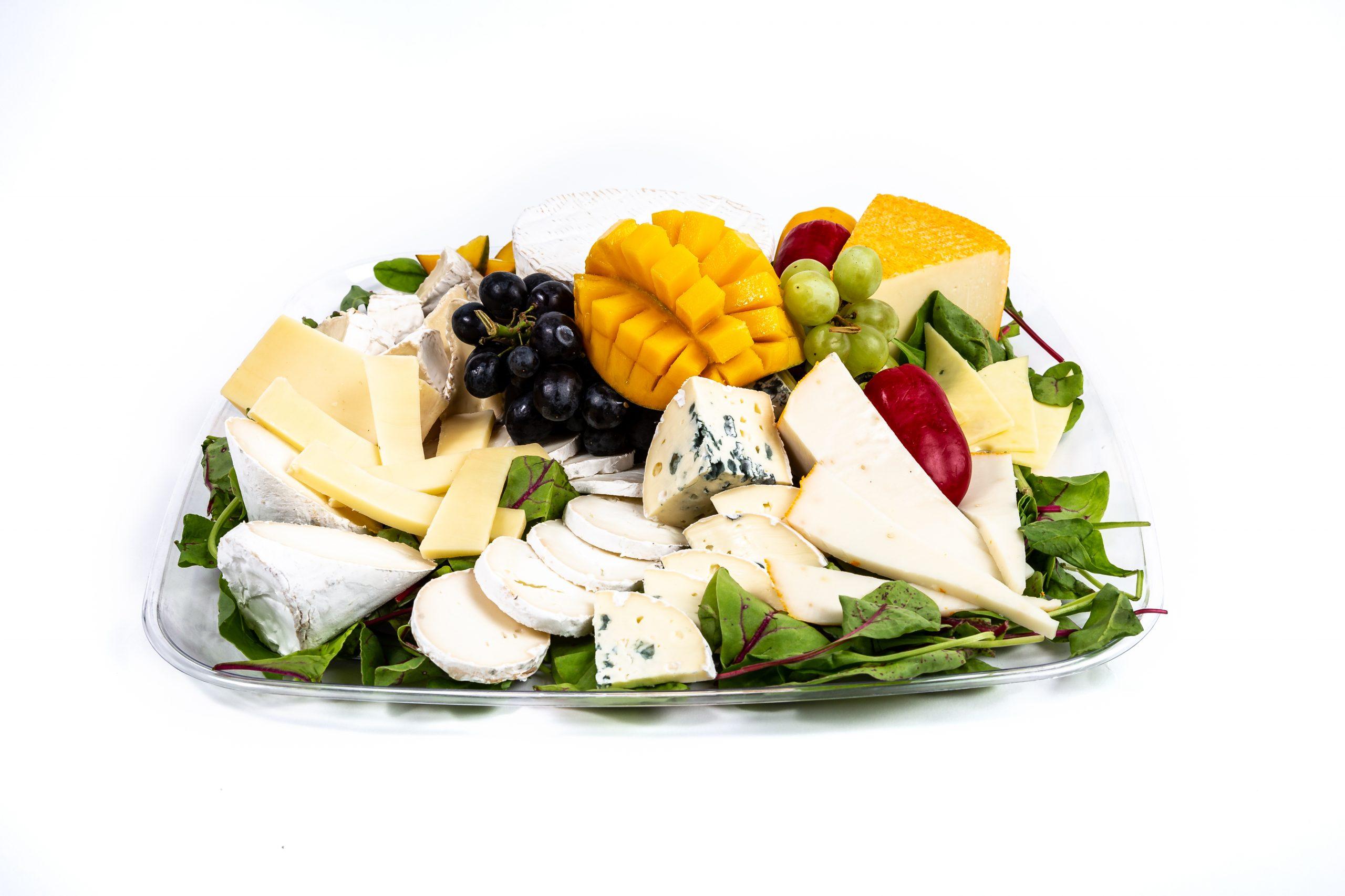 Plateaux de fromages français