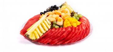 Plateau de fruits frais